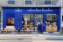 Sandwiches paris