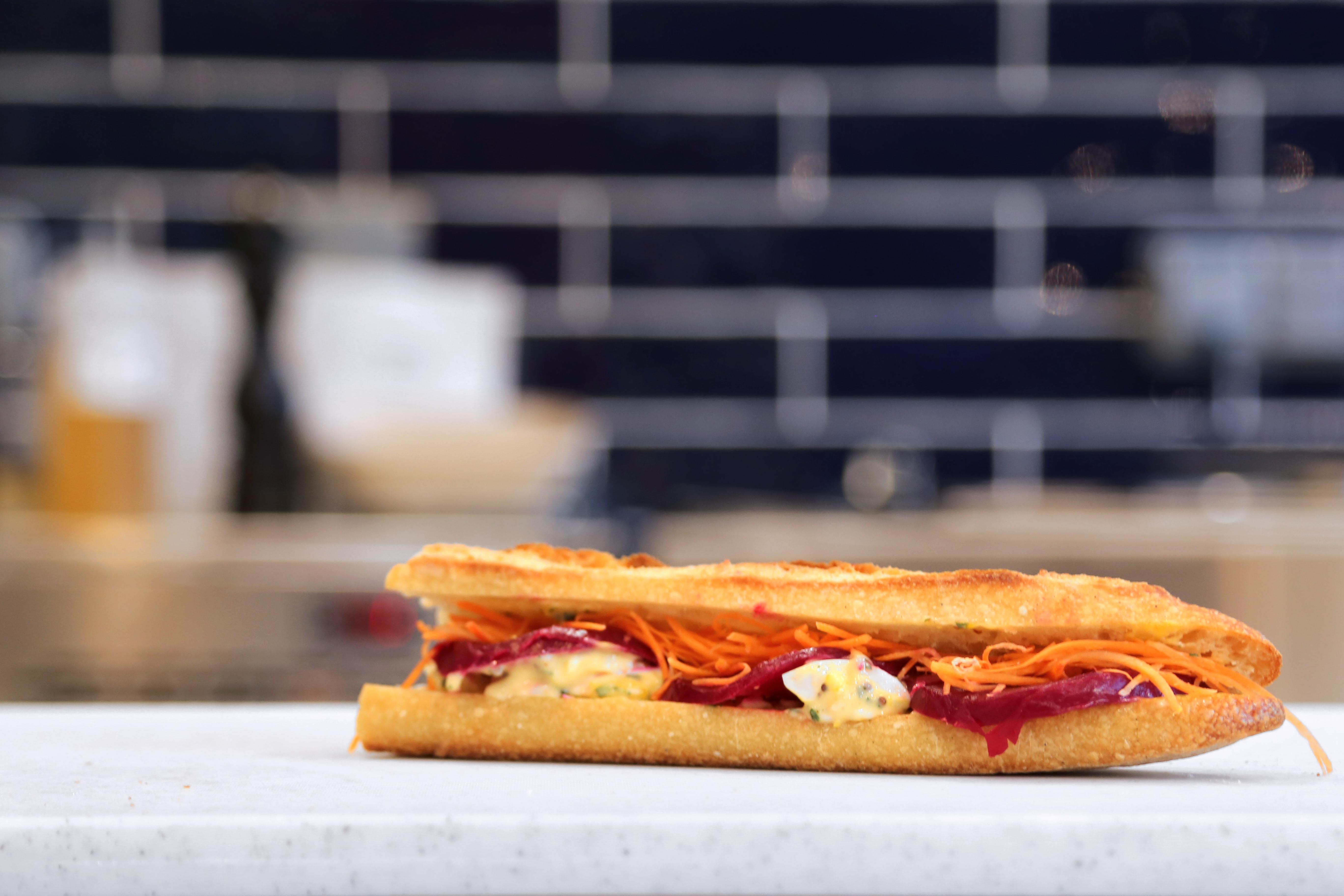 sandwichs à la française