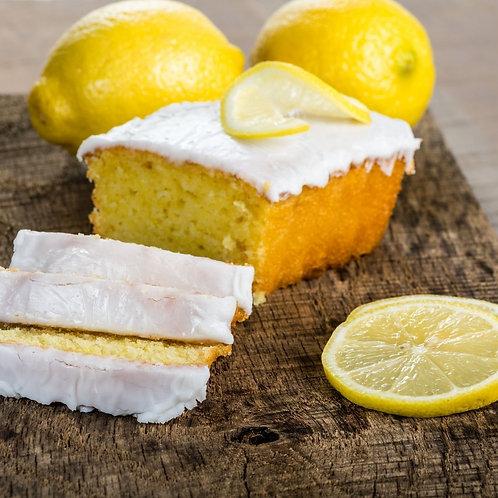 Cake au citron - 6 parts