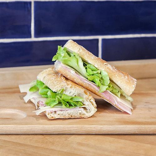Sandwich mixte