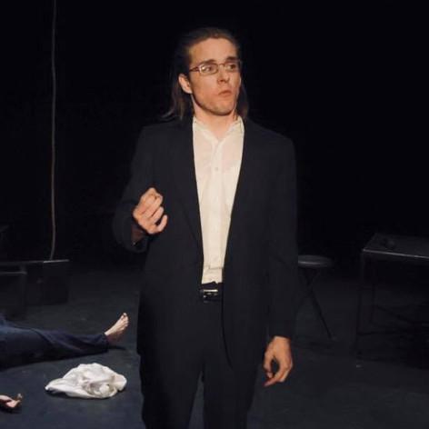 Justin Cecil - 2008