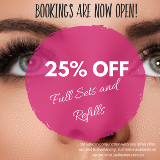 Erina Fair set to have a new Just Lashes Salon owned by Lash Queen, Bianca Polinelli