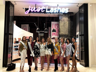 """Women Supporting Women - Just Lashes supports """"Miss Multiverse Australia"""""""