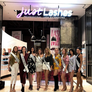 "Women Supporting Women - Just Lashes supports ""Miss Multiverse Australia"""