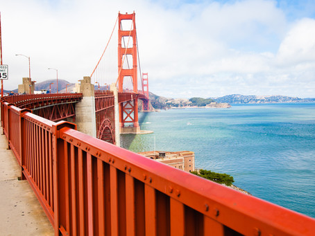 {I left my heart} in San Francisco