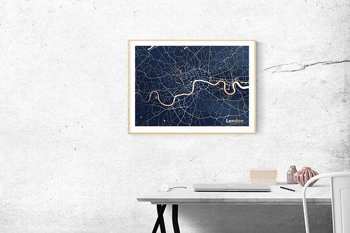 London - Foil