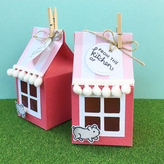 Cake Shop Box