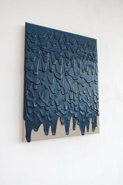 Nº12 - acrylic on canvas - 30x40cm