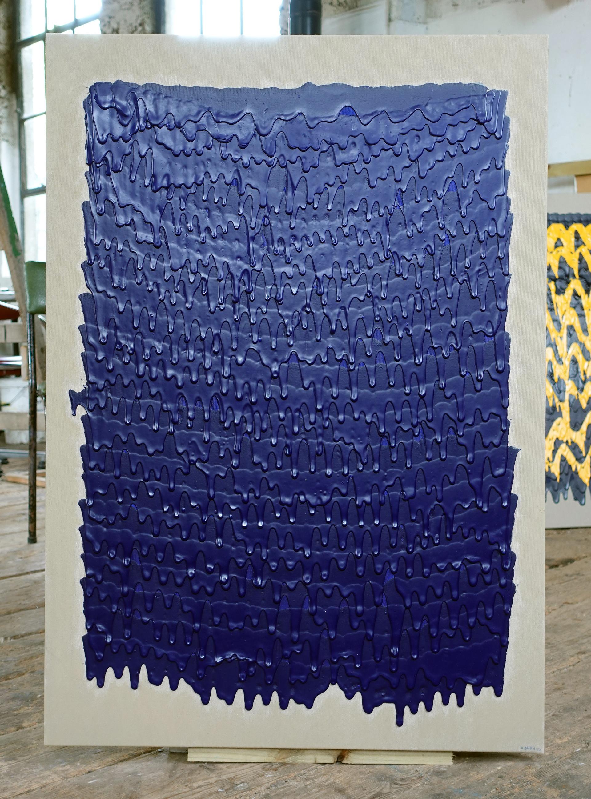 No.13 - 100x70cm - Acrylic on canvas