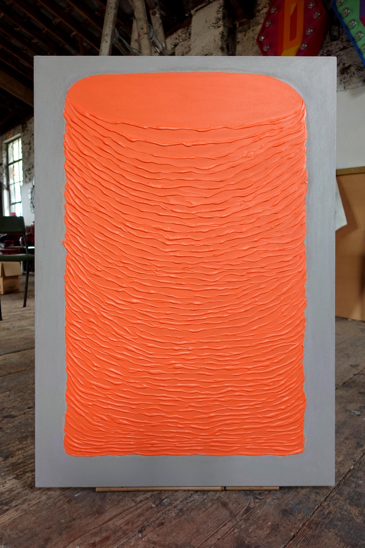 No.6 - 100x70cm - Acrylic on canvas