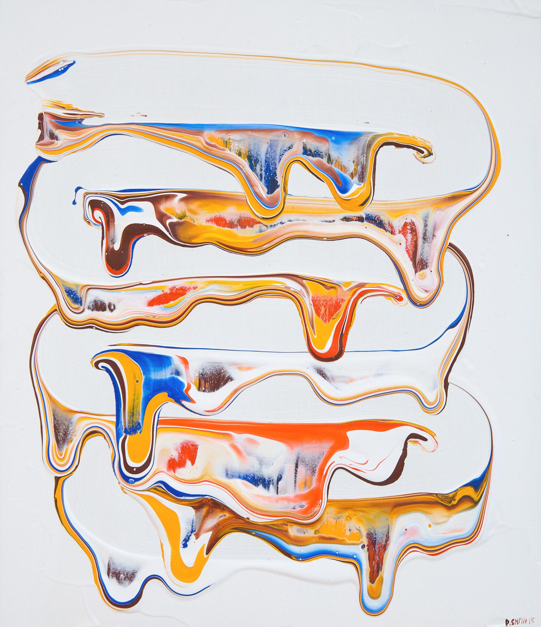 Yellow_and_Brown_–_acrylic_on_panel_–_30