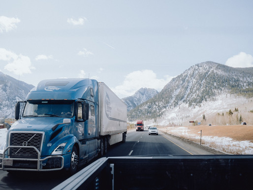 Can you sue a trucking company?