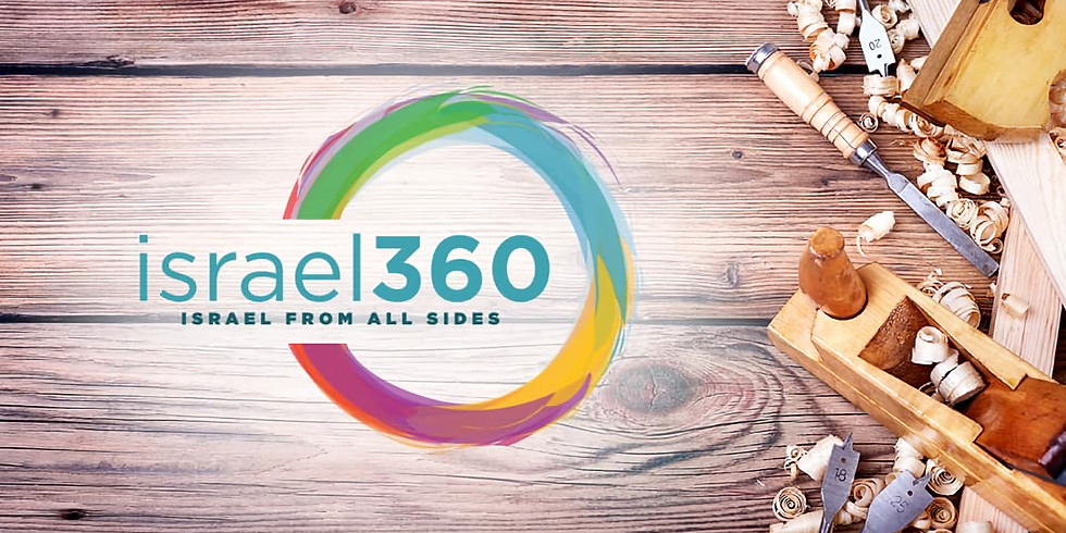 israel360 Presents: Sustainable Woodworking