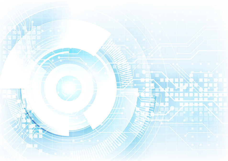blending blue in white hitech digital abstract background, futuristic technology revolutio...ust.jpg