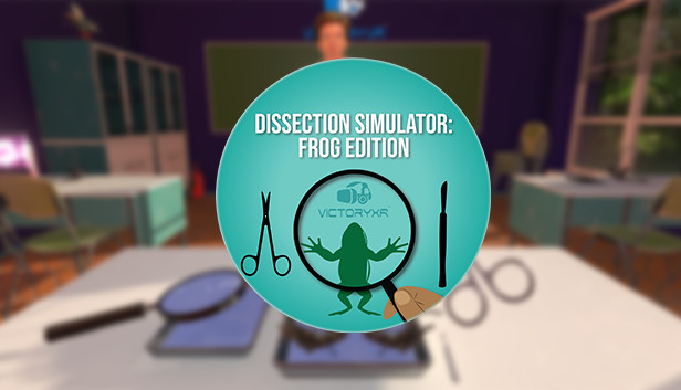 DISSECTION SIMULATOR: FROG EDITION