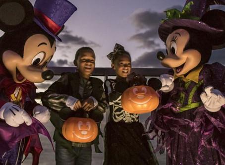 Disney's Halloween on the High Seas Cruises