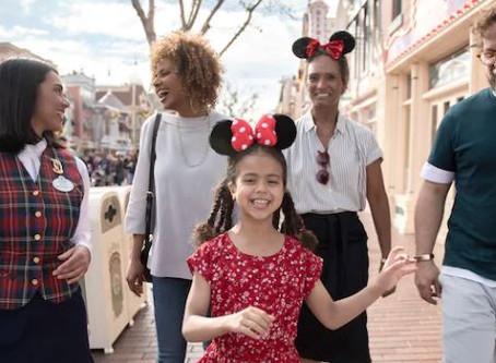 VIP Experiences in Disneyland
