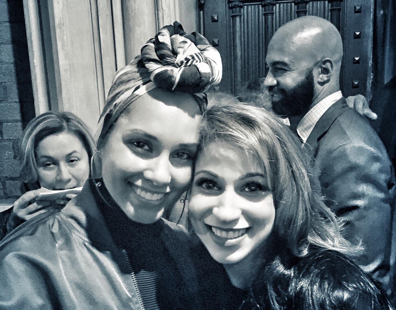 Alicia Keys VH1 Dear Mama