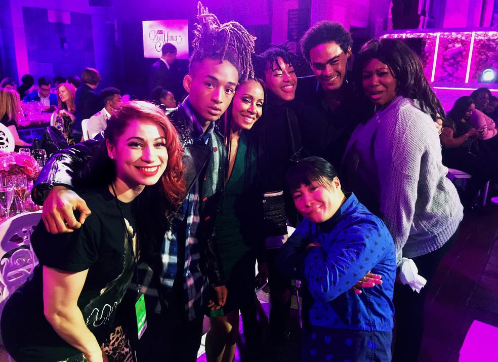 VH1 Dear Mama Performance Will Smith Family