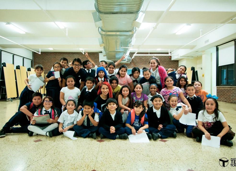 Chicago Elementary with Bboy Danny NIM w