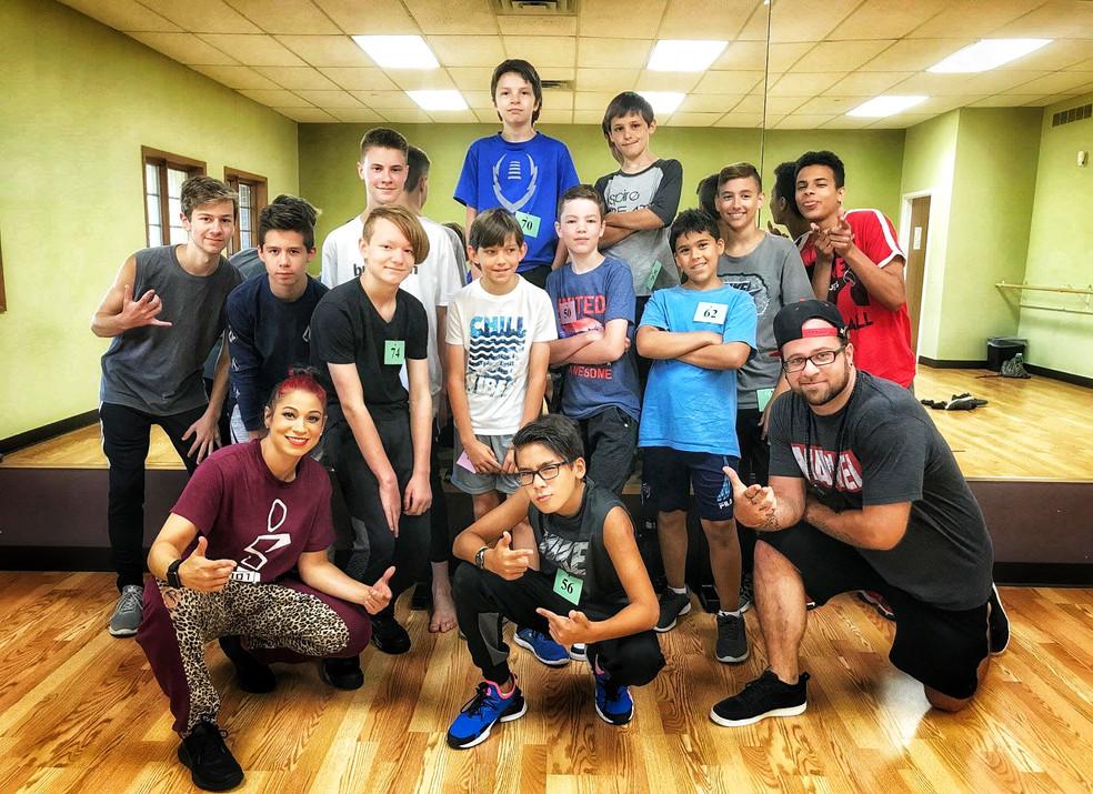 Mount Zion Hip Hop Workshop