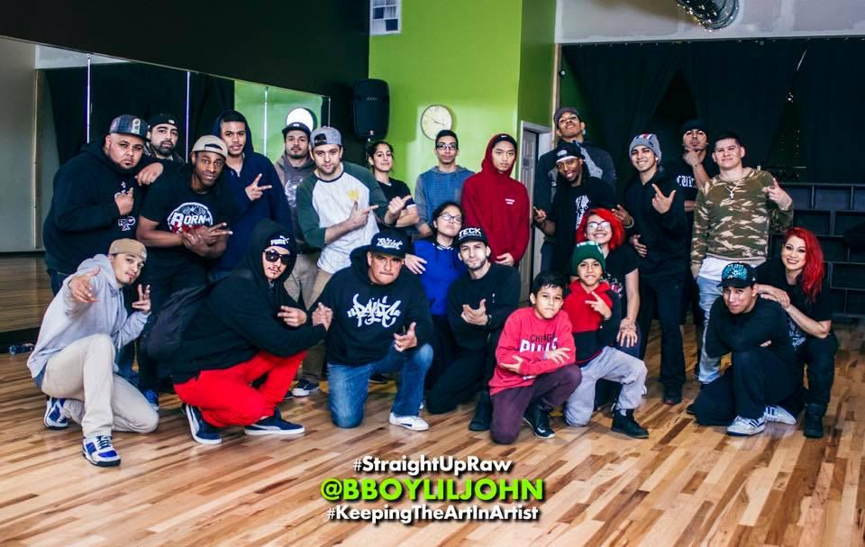 Fellowship Fridays Little John Workshop Chicago