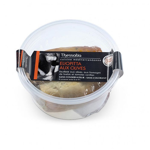 Eliopitta aux Olives120 gr
