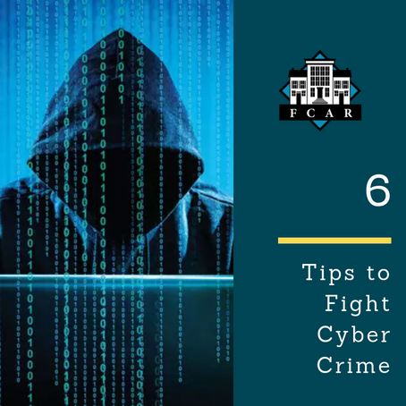 6 Tips to Fight Cyber Crimes