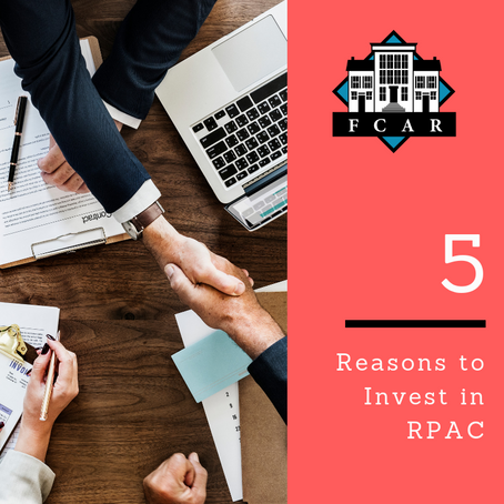 5 Reasons to Invest in RPAC
