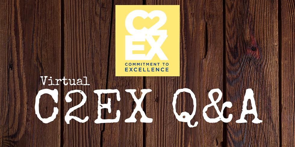 C2EX Q&A