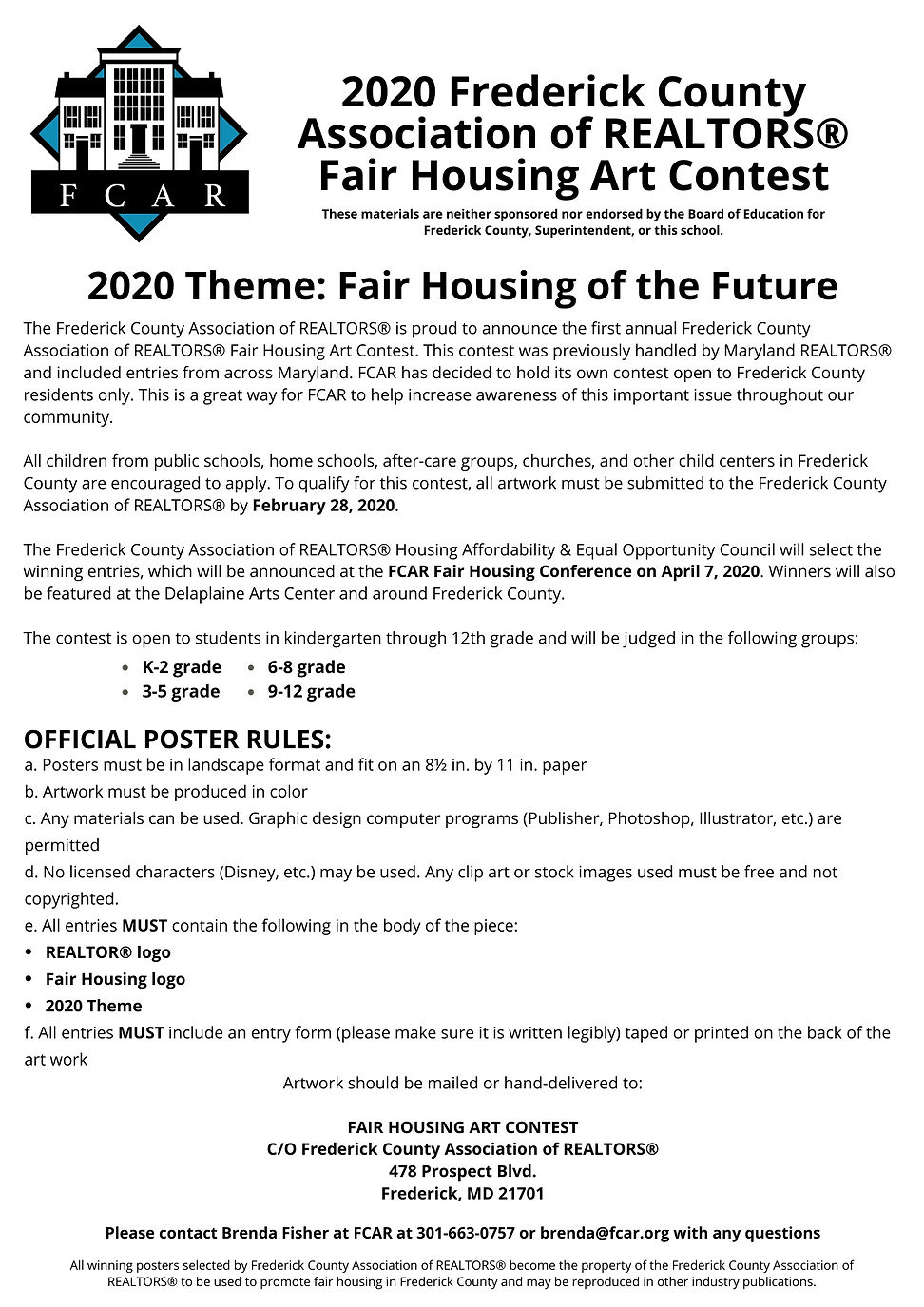 2020 Fair Housing Art Contest Toolkit.pn