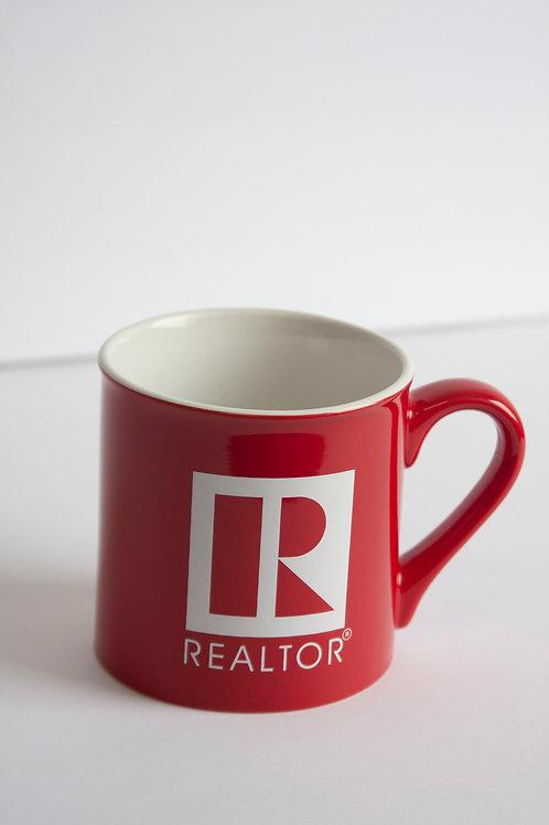 """""""R"""" Logo Coffee Mug"""