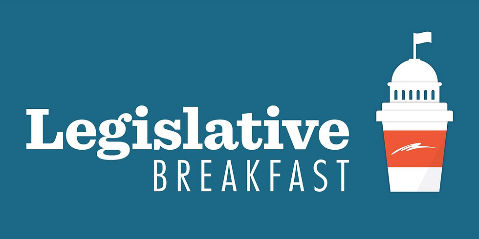 Virtual Legislative Breakfast