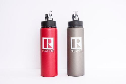 """Water Bottle """"R"""""""