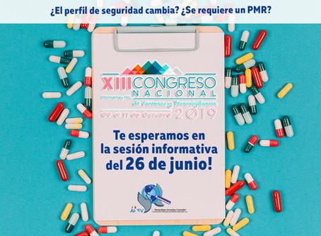 Sesión Informativa AMFV Junio