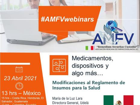 AMFV Webinar