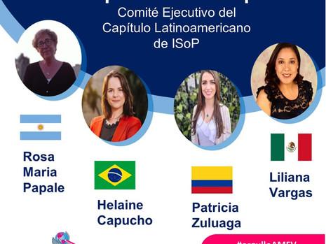 Comité Ejecutivo del Capítulo Latinoamericano del ISoP.