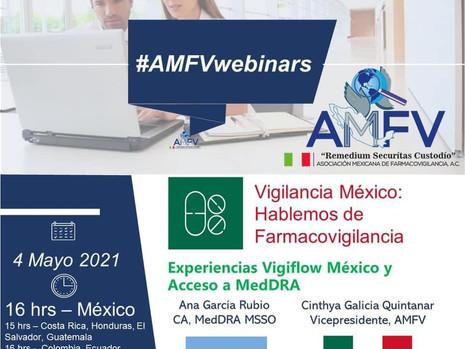 AMFV Webinar 4 de Mayo