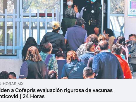Evaluación de Vacunas Covid-19