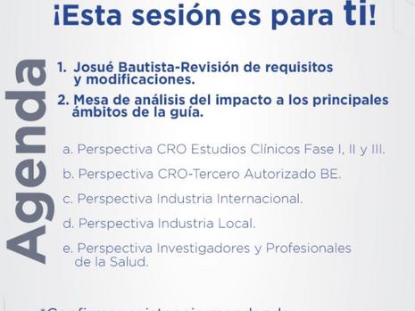Sesión Virtual del 30 de Junio