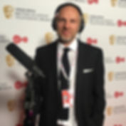 Simon Haggis - Sound Recordist - BAFTA London 2019