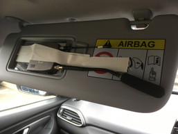 Hidden Sound Rig in Car
