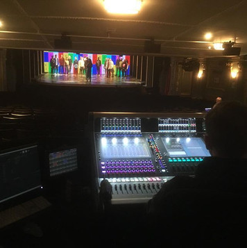 Recording a West End Musical