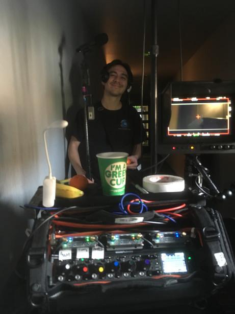 1st Assistant Sound