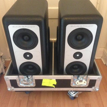 £10,000 of Barefoot Monitors
