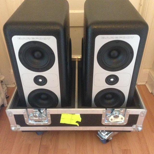 £10,000 of Barefoot Monitors