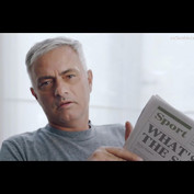 Had a lot of fun doing the location sound on this ad for Paddy Power with Jose Mourinho