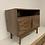 Thumbnail: (W59) Walnut Mid Century Style Walnut TV Cabinet - Free Shipping!