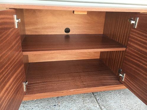 Mahogany Interior Shelf