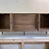 "Thumbnail: (B42) 82"" Walnut Mid Century Style Bathroom Vanity Cabinet - Free Shippin"
